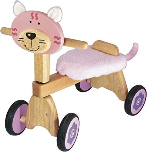 Porteur bébé chariot de marche en bois Mouton jouet d/'éveil I/'m toy IM87400