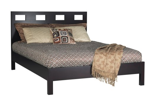 Big Sale Best Cheap Deals Modus Furniture Nevis California King Riva Platform Bed, Espresso