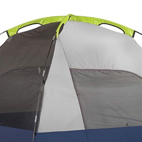 41xazqsg05L - Coleman 4-Person Dome Tent for Camping | Sundome Tent with Easy Setup