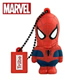 Clé USB 32 Go Spiderman - Mémoire Flash Drive 2.0 Originale Marvel, Tribe FD016705