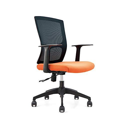 chefsessel bürostuhl ergonomisch,bürostuhl,Mesh Executive Bürostuhl,Sitz höhenverstellbar Lordosenstütze drehbar Computertisch und Stuhl für Home-Office-Studie
