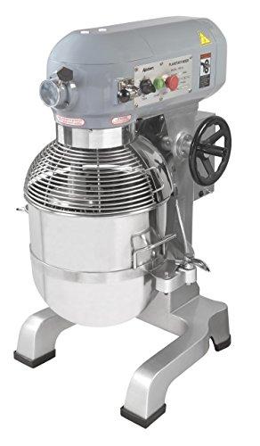 Heavy Duty gear driven commercial planetary mixer, 30 quart, 120V, Adcraft PM-30