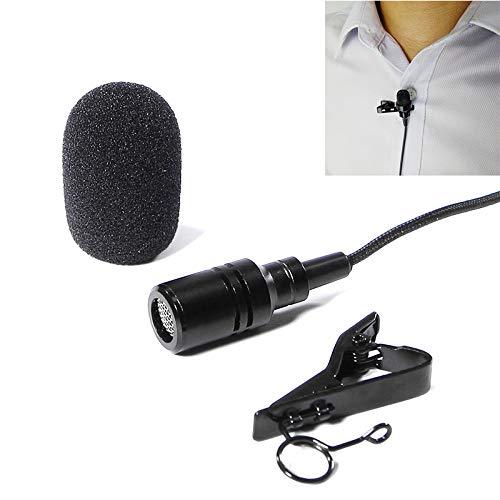 Rovive Lavalier Microfoon USB Stereo Externe Microfoon Hoge Fidelity Microfoon voor GoPro Hero 4 3 3+ Actie Camera Telefoon PC Laptop