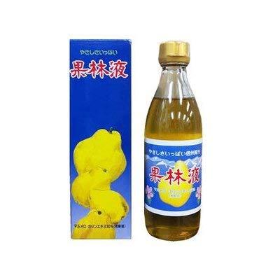 オレンジゼリー本舗 果林液(かりん液) (360ml×12本)