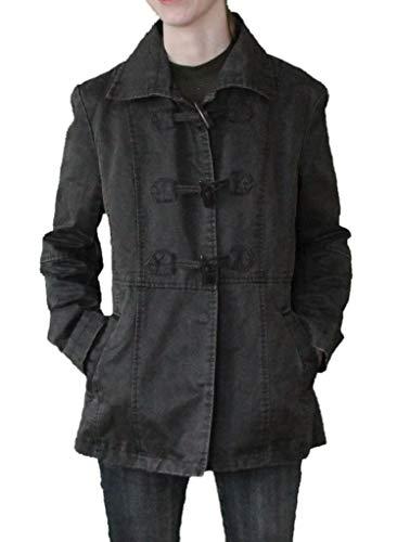 Mousqueton Damen Jacke Trenchcoat Gr.34, Größe:34