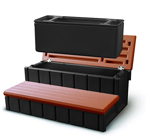 Confer Spa Step with Storage