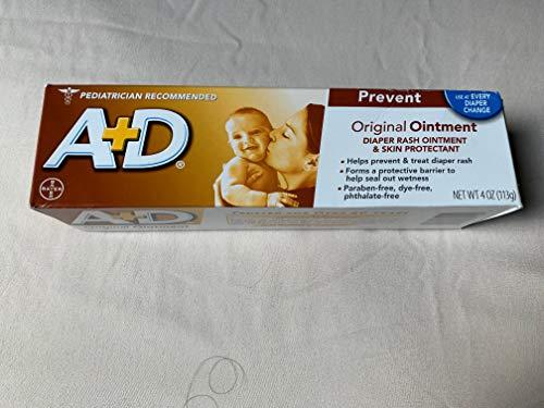 Creme pomada para assadura do bebe, 113 gr's