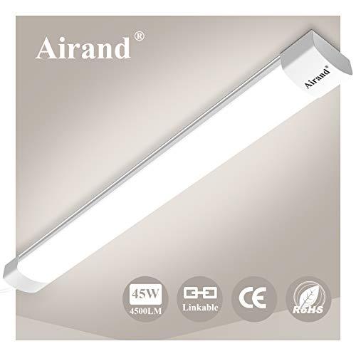 Airand Enlazables Tubos Led 150cm 45W 4500LM Fluorescente Led Lámparas de Taller...