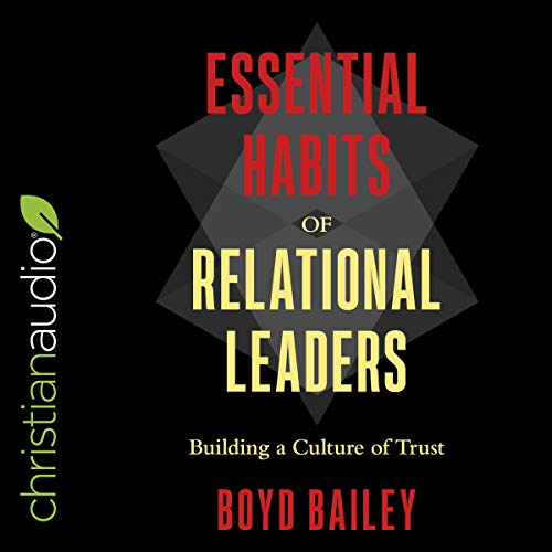 Essential Habits of Relational Leaders cover art
