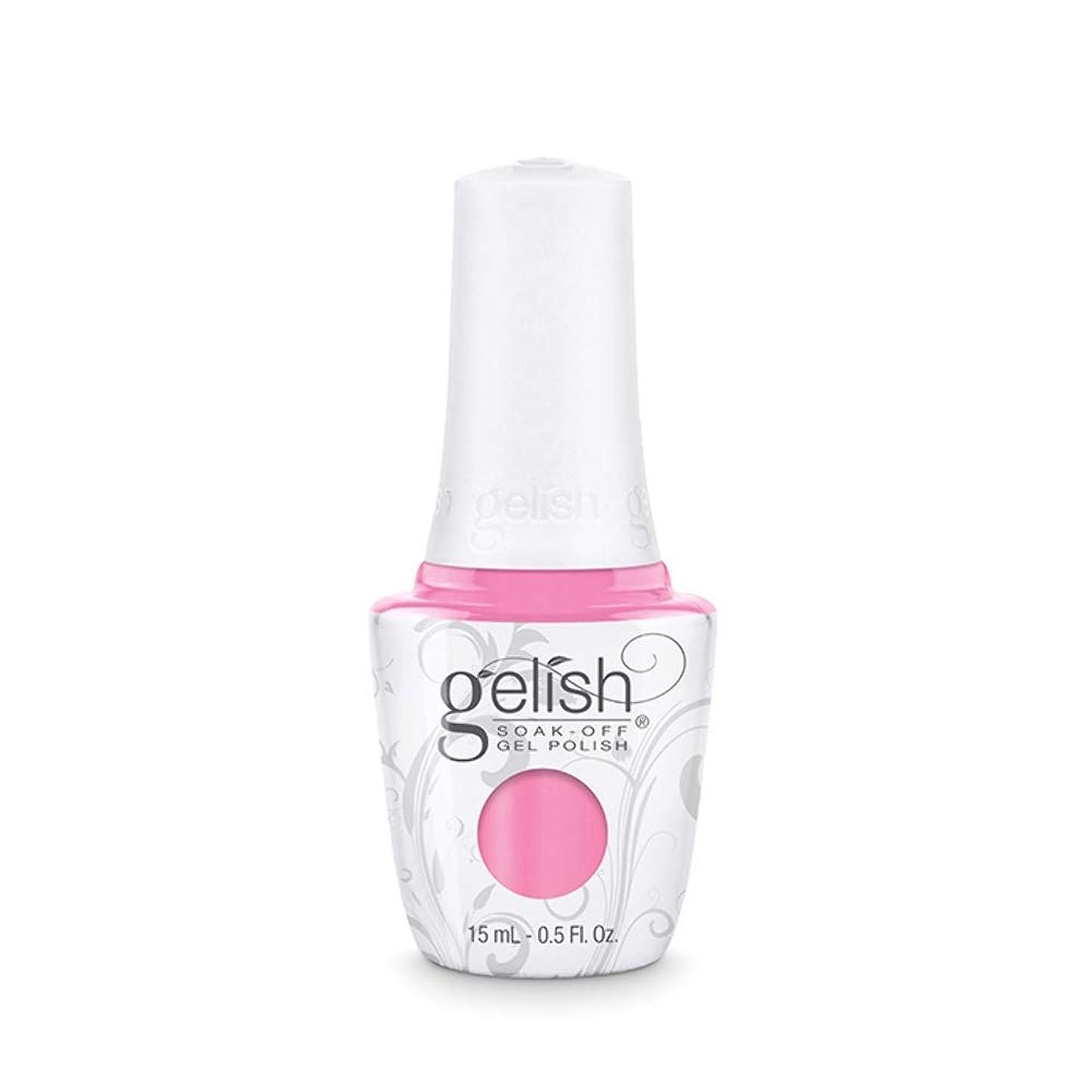 アルバムピザ曲Harmony Gelish Gel Polish - Go Girl - 0.5oz/15ml