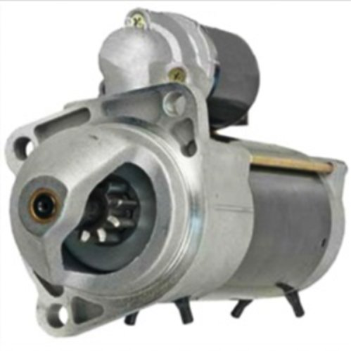 Rareelectrical NEW 24V STARTER COMPATIBLE WITH 1985-1991 IVECO 110.17 MIDR 0-986-010-970 0-986-022-990 0986010970 0986022990 0-001-231-009 0001231009 11.130.944 11130944 1516786R 8EA730178001