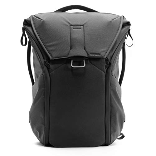 PD PeakDesign Everyday Backpack - Mochila, Negro, 20L