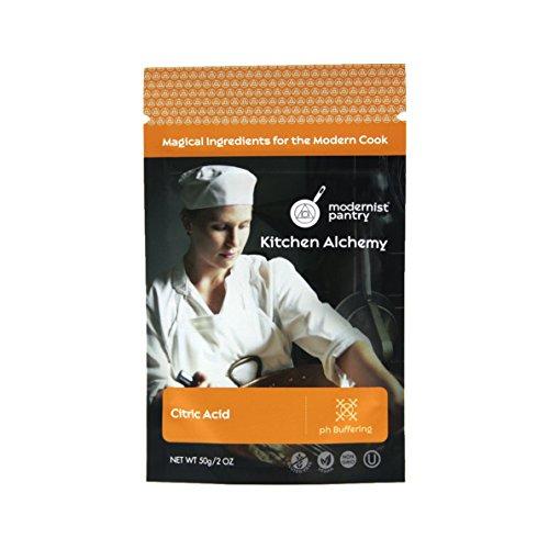Pure Citric Acid ⊘ Non-GMO ❤ Gluten-Free ☮ Vegan ✡ OU Kosher Certified - 50g/2oz