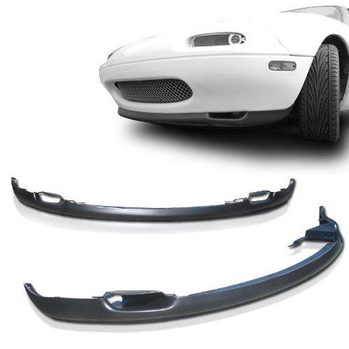 Mazda Miata NA MX5 RS Style Urethane Front Bumper Lip Chin Spoiler For 90-97 Models