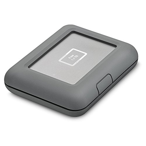 LaCie 2 TB DJI Co-Pilot Portable Hard Disk Drive with Samsung 128 GB Micro...