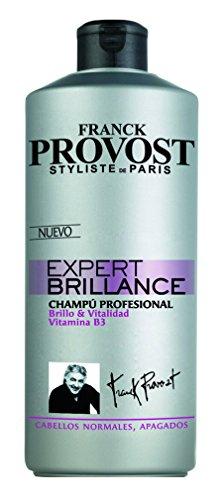 Franck Provost - Expert Brillance - Champú profesional para cabellos apagados - 750 ml