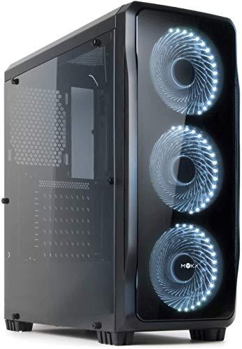 PC Desktop Ultra Cpu Intel i7 9700 Up 4,70 GHZ/Gpu Nvidia GTX 1650 4Gb Gddr6 / Ram 16GB Ddr4 / Ssd M.2 NVMe 480GB / Hd 1TB / Wi-Fi Usb 3.0 Hdmi/Windows 10 Pro Esd/Computer Gaming