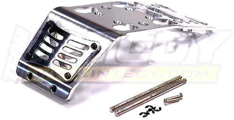 Integy RC Model Hop-ups T6985Silber Skid Plate for Savage XL, Flux & X 4.6 RTR B001QU5YPE  Clever und praktisch   Qualität Produkte