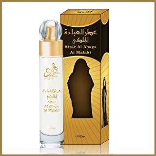 Attar Al Abaya Al Malaki by Tam Perfumes for Women - Eau de Toilette, 100ml