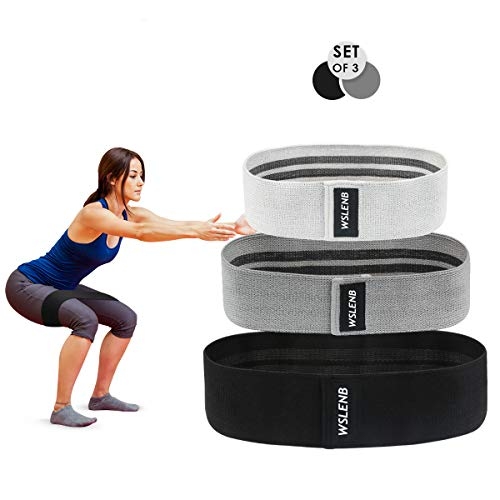 WSLENB Resistance Bands for Legs and Butt,Exercise Bands Resistance...