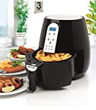 Salter EK2559-IT Hot air fryer 4,5 L Solo Negro Independiente 1500 W -...