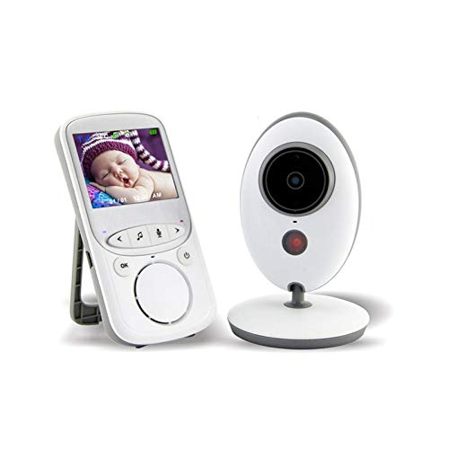 GAOYOO sans Fil Vidéo Nanny Cam Baby Monitor Baby Camera Interphone Vision Nocturne Surveillance De La Température Baby-Sitter Nounou Bébé Téléphone