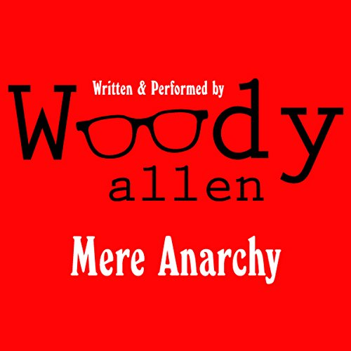 Mere Anarchy  By  cover art