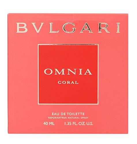 Bulgari Omnia Coral Eau de Toilette femme/woman, 40 ml