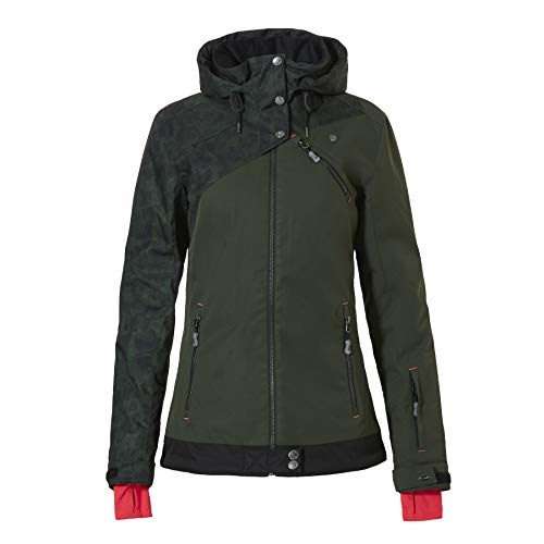 Rehall Josey-R Snowjacket Womens Olive (S)