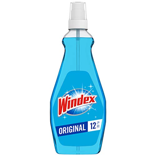 Windex Glass and Window Cleaner Pump Sprayer, 12 fl oz - Pack of 12