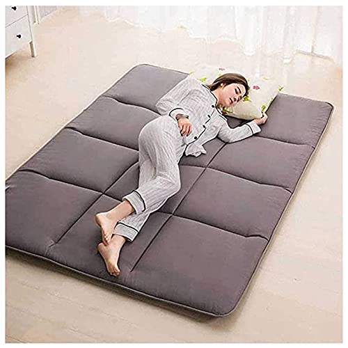 HFAFRZ Colchón de futón japonés, colchón de suelo tradicional, plegable, plegable, para...