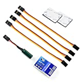 HOBBYEAGLE A3 Aeroplane Flight Controller Stabilizer System 6-axle Gyro for RC Drone Airplane Fixed-Wing Copter
