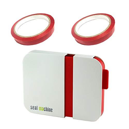 Felimoa バックシーラー用カッター テープ台 テープカッター テープ2本付属
