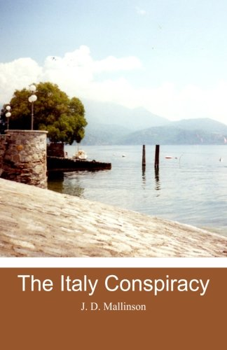 Book: The Italy Conspiracy by J. D. Mallinson