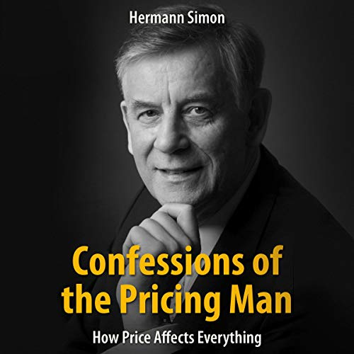 Confessions of the Pricing Man cover art