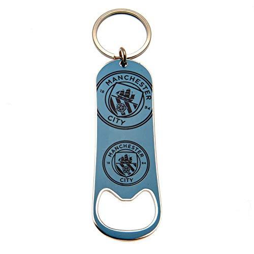 Manchester City FC Fles Opener Sleutelhanger