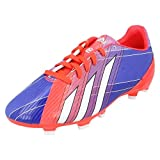 adidas Kid's F10 Firm Ground Soccer Shoes Messi (4Y)