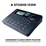 Alesis SR-16   Studio-Grade Standalone Drum Machine With On-Board Sound Li-brary, Performance Driven I/O and In-Built Effects