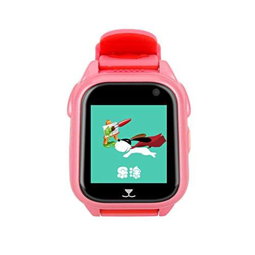 Kinderen Smart Watch Ingebouwde Lbs-Positionering Sos Call Anti Lost Voice Monitoring Baby Security Tracker Baby-Telefoonhorloges