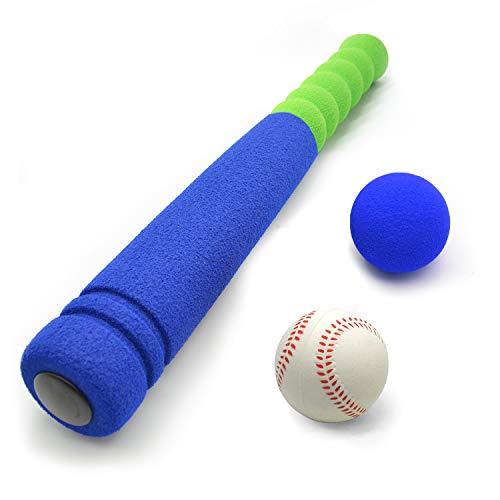BASEBALL BAT ROUNDERS SOFTBALL GARDEN GAME FUN PLAY SOFT TEE FOAM CHILDREN NEW