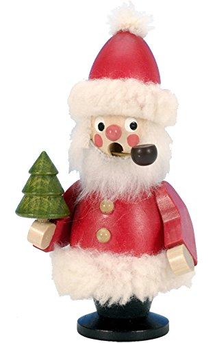 Alexander Taron Importer 35-660 Christian Ulbricht Incense Burner - Santa - 4.5
