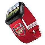 Arsenal Football Club – Bracelet de montre intelligente avec logo Arsenal – Licence officielle,...