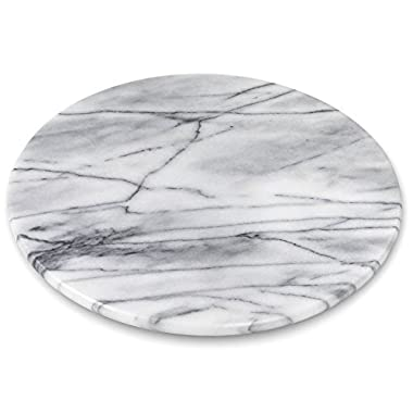 Greenco GRC0554 Marble Lazy Susan, 12 , Single