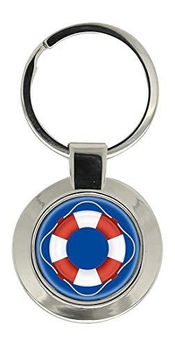 Giftshop UK Rettungsring Schlüsselanhänger