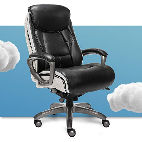 Serta 44942 Executive Office Chair with Smart Layers Technology |