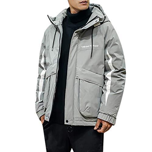 Herren üBergangsjacke Winterjacke Herren Schwarz Herrenjacke üBergangsjacke Boss Trenchcoat Jungenbekleidung 68 Sweatjacke Streetwear...