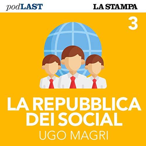 Disonorevoli e non (La Repubblica dei Social 3) copertina