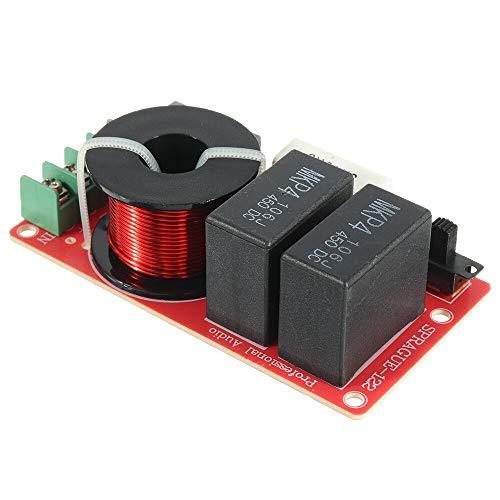 Módulo electrónico WEAH-122 de frecuencia del altavoz profesional Divisor Cuerno de coches...