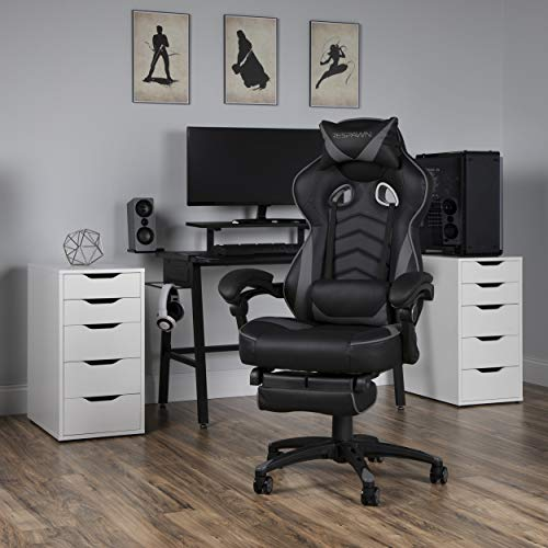 RESPAWN 110 Gaming Chair, Gray