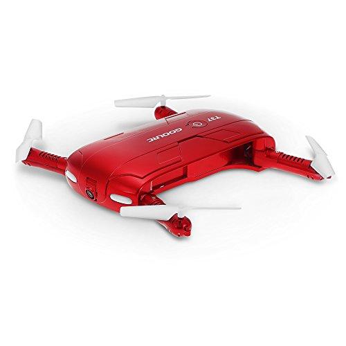GoolRC T37 Wifi FPV HD Camera G-sensor Altitude Hold Foldable Mini Selfie RC Drone Quadcopter